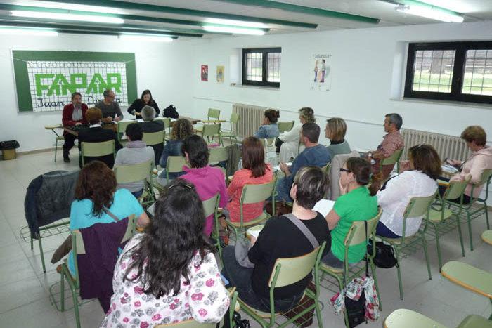 FAPAR recupera los cursos de castellano para familias migrantes