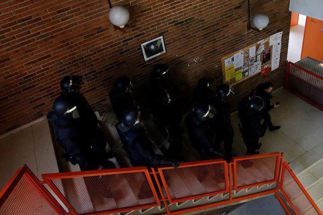 CEPA exige la retirada inmediata de cargos a los 11 detenidos en la Universidad Complutense de Madrid