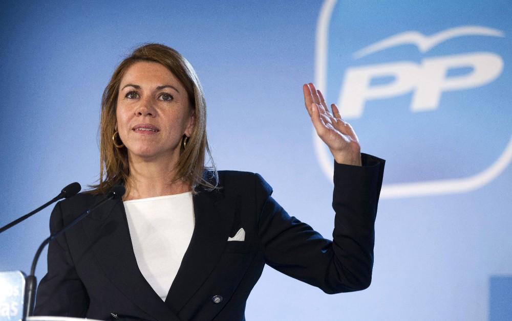 CHA pide a Cospedal que aclare la postura del PP con respecto a las demandas de trasvase de la Cuenca del Ebro