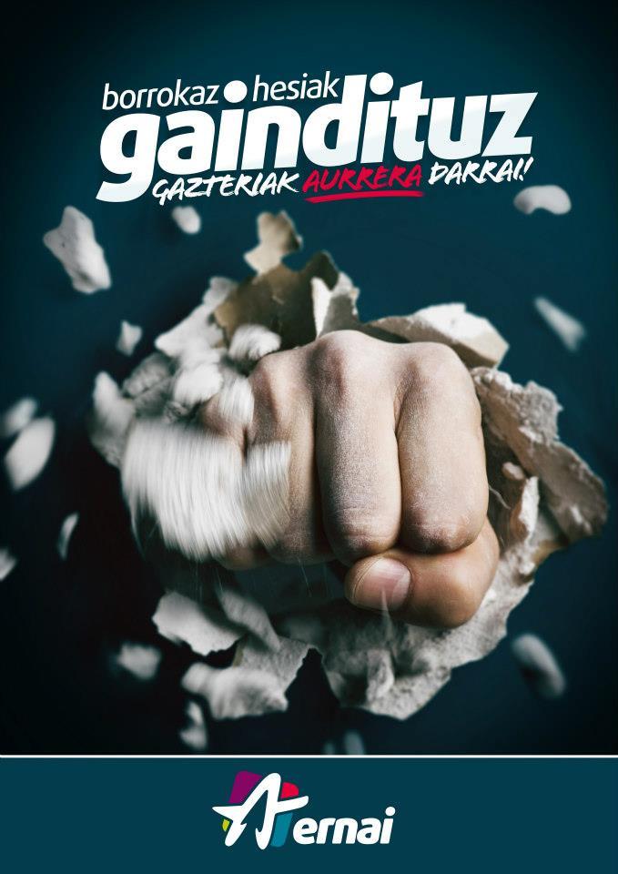 """Purna: """"Contra la represión y la censura, la juventud sigue adelante"""""""