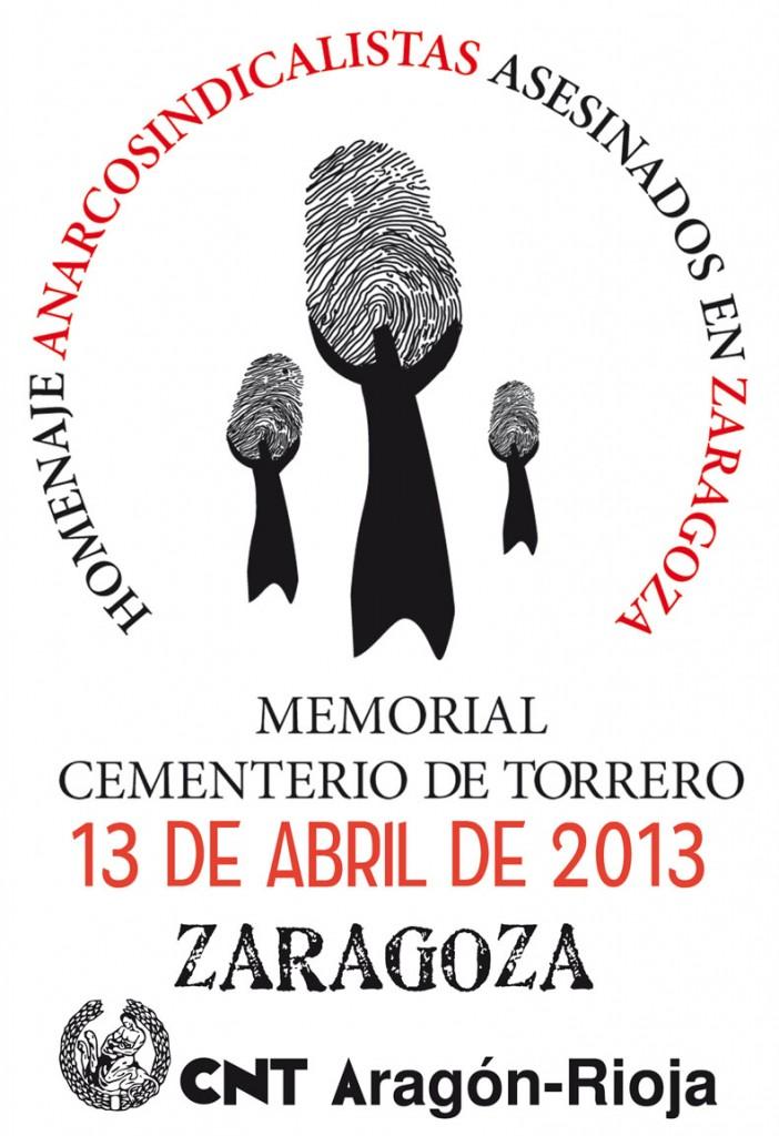 CNT y la AV Venecia organizan un homenaje a los anarcosindicalistas asesinados por el fascismo