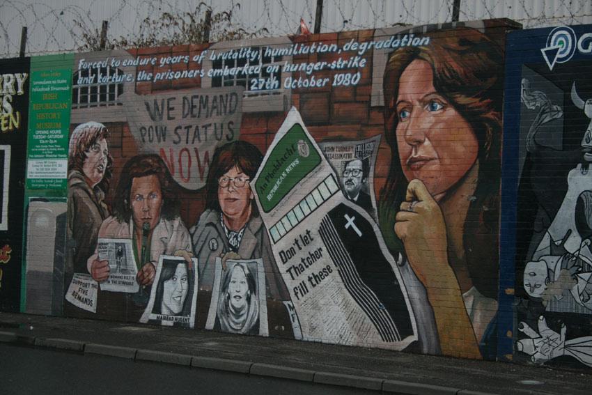 El legado de Thatcher en Irlanda: Terrorismo estatal, intransigencia política y radicalización social