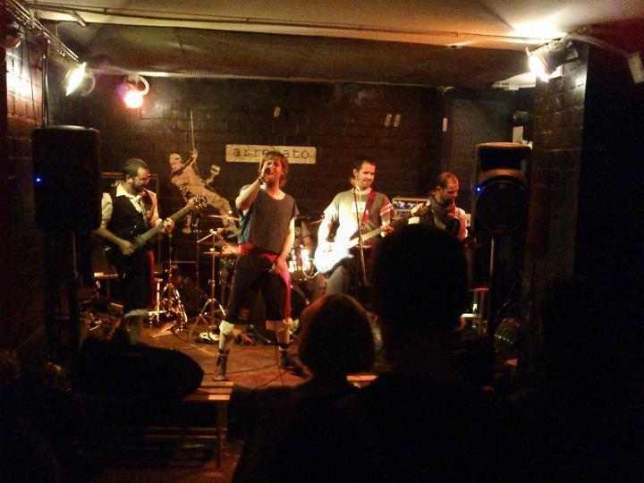 Gérmenes cancela su concierto en Zaragoza