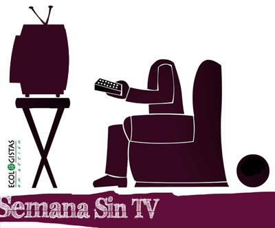 Semana sin televisión: se regalan días de 28 horas
