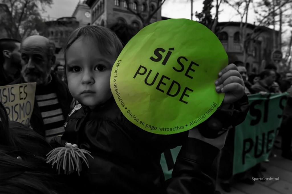 La situación de los desahucios en Aragón «se ha cronificado con cifras vergonzosas»