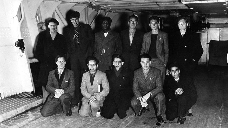 """La Coordinadora Antifascista proyecta el documental Hollywood contra Franco, """"una guerra tras la pantalla"""""""
