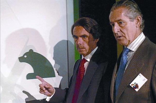 Favores de Aznar a la mafia de Miami, causa de la prisión del expresidente de Caja Madrid Miguel Blesa