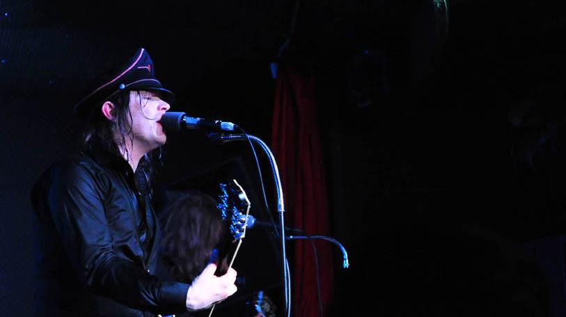 Exhibición de rock and roll en el Garage Spring Festival de Zaragoza