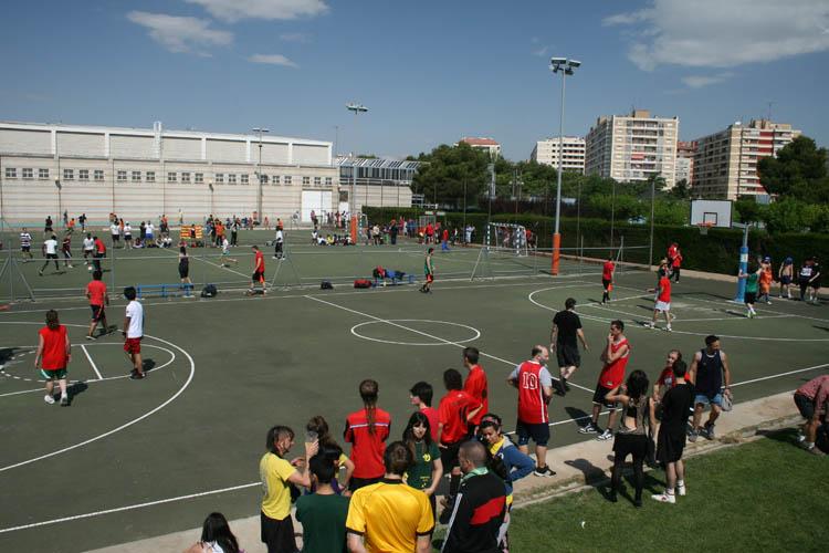 Todo listo para el evento deportivo y reivindicativo del año, el Mundialito Anti-Racista de Zaragoza