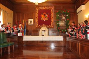 IU Teruel solicita que no se celebren actos religiosos en el salón de plenos del Ayuntamiento