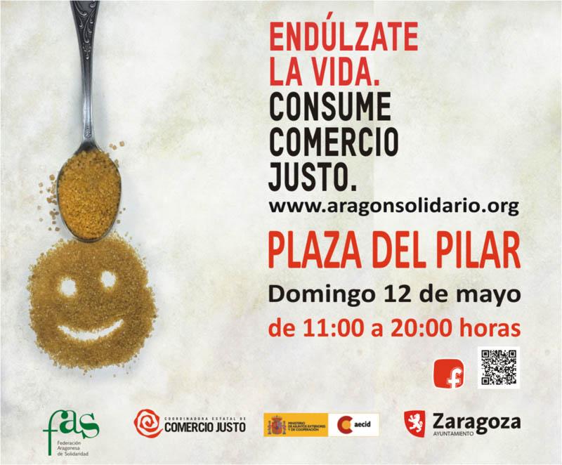 La FAS organiza una Lonja de productos en el Día Mundial del Comercio Justo