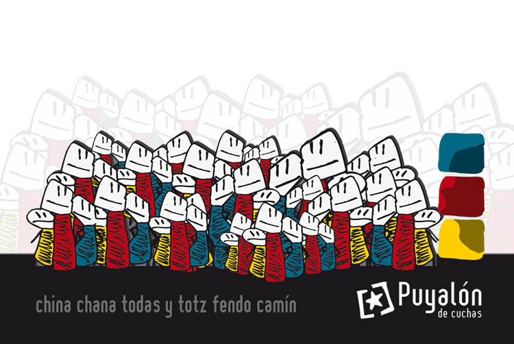 Puyalón de Cuchas celebra este sábado su segunda Asambleya Nacional