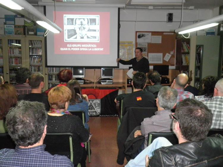 IIª Conferencia Anarcosindicalista Intercomarcal de la CNT del Segrià y el Baix Cinca