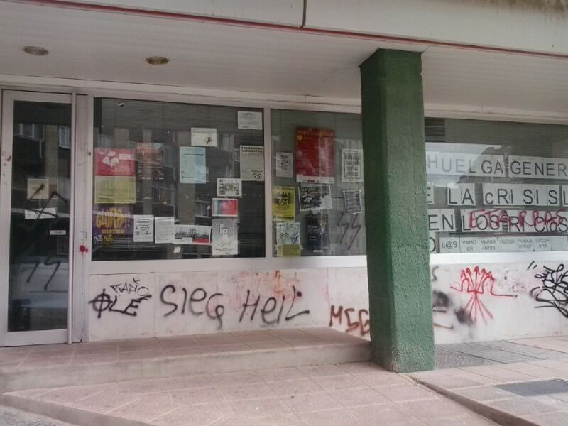 CJC muestra su solidaridad con Radio La Granja tras las amenazas por parte de grupos nazis