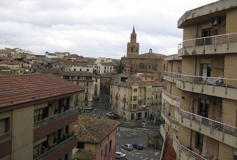 El Ayuntamiento de Balbastro «condena de forma enérgica» la presunta agresión sexual denunciada en la ciudad