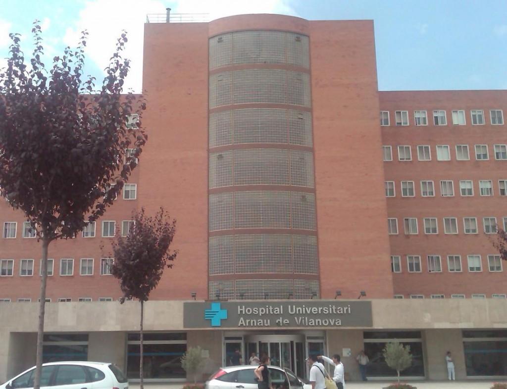 Podemos propone renovar la colaboración entre el hospital de Balbastro y el de Lleida