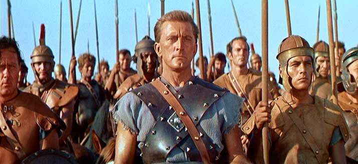 Espartaco y la llamada revolución de los gladiadores