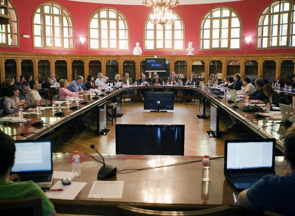 La Universidad de Zaragoza muestra su preocupación por la Ley de Lenguas de Aragón del PP-PAR