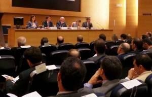 El Consejo Nacional del Agua aprobó el pasado lunes el Plan Hidrológico del Ebro Foto: Ministerio de Medio Ambiente