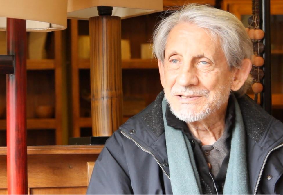 """Video entrevista a Basilio Martín Patino: """"Tu mirada es libre"""""""