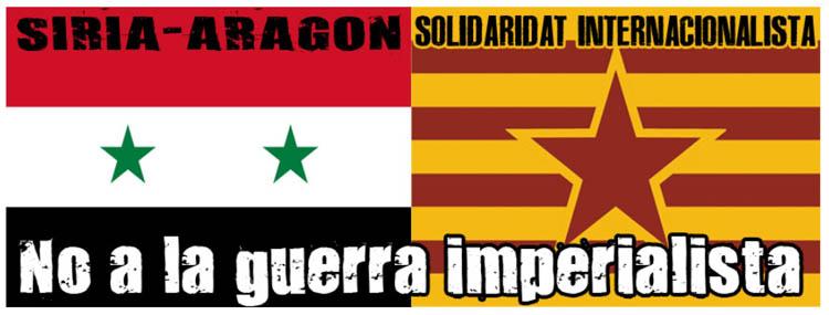 Comunicado de Purna: «No al ataque imperialista en Siria»