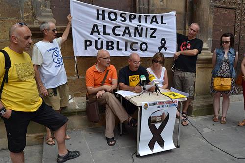 Puyalón de Cuchas reclama que se mantenga el cartel de las fiestas de Alcañiz elegido por decisión popular
