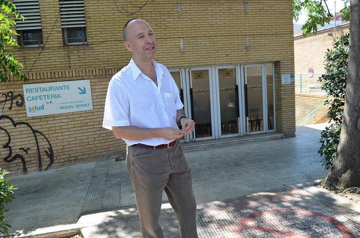 CHA reclama regularizar la cafetería del Hospital Miguel Servet de Zaragoza