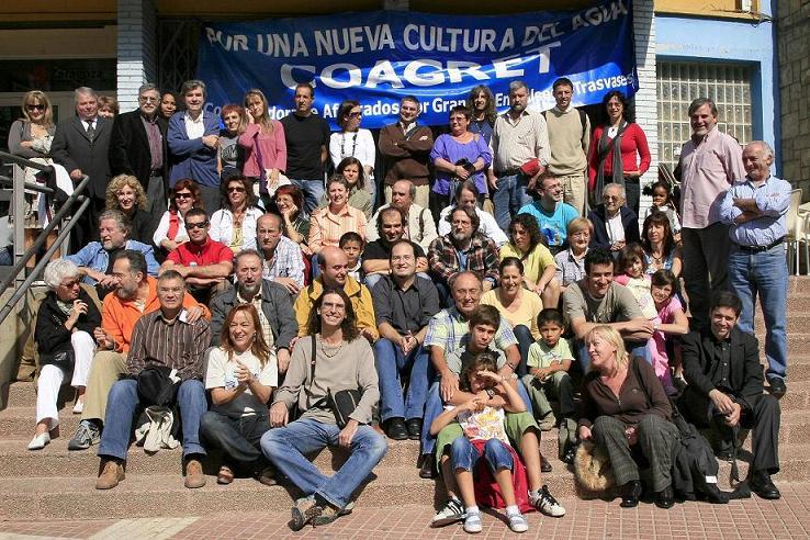 """COAGRET contra el """"monumental despropósito"""" que constituye el nuevo Plan de Cuenca del Ebro"""