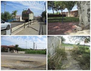 Barrio de Movera. Foto: IU