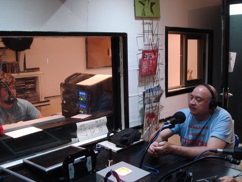 Entrevista a Chabier Anadón, presidente del comité de empresa de AUZSA