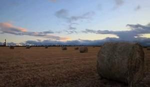 Fotograma del documental 'Stop al expolio de los bienes comunales' del 15M Leon y la plataforma Omaña