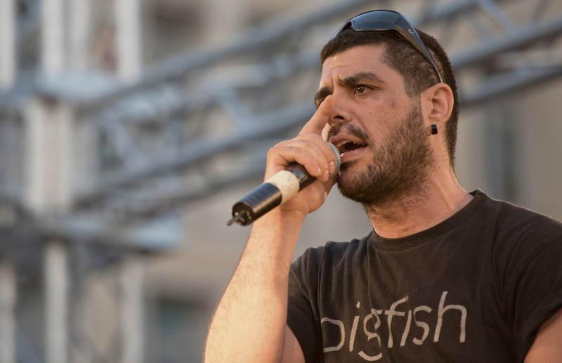 Violencia arraigada en el aparato estatal griego