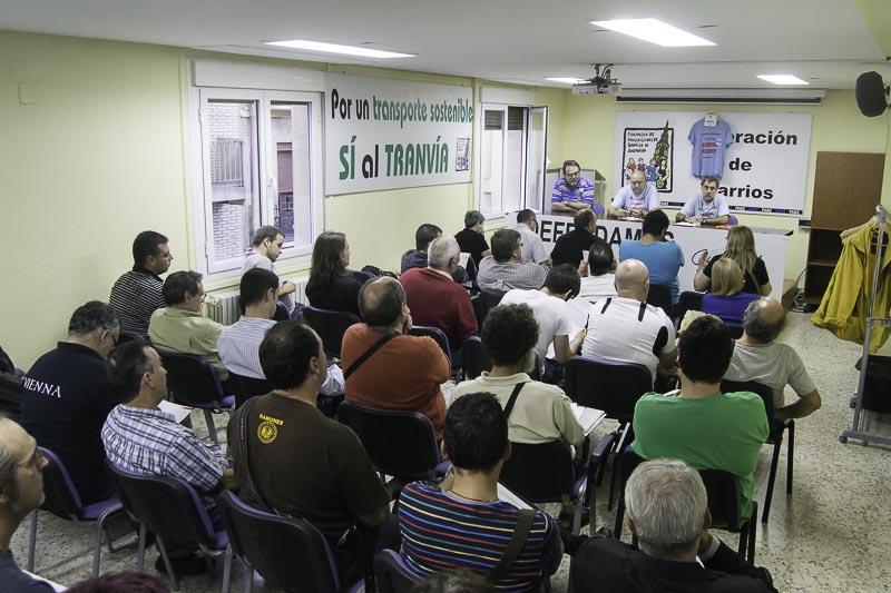 El 93% de la plantilla de AUZSA apoya a su comité y secunda las movilizaciones