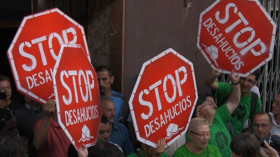 Stop Desahucios Zaragoza convoca a parar un desahucio en San José