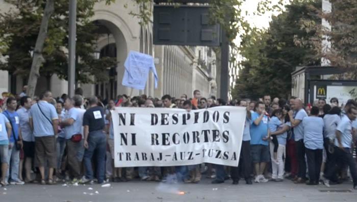 Archivada la querella contra el anterior gobierno municipal de Zaragoza por el pago a AUZSA de 2,1 millones de euros