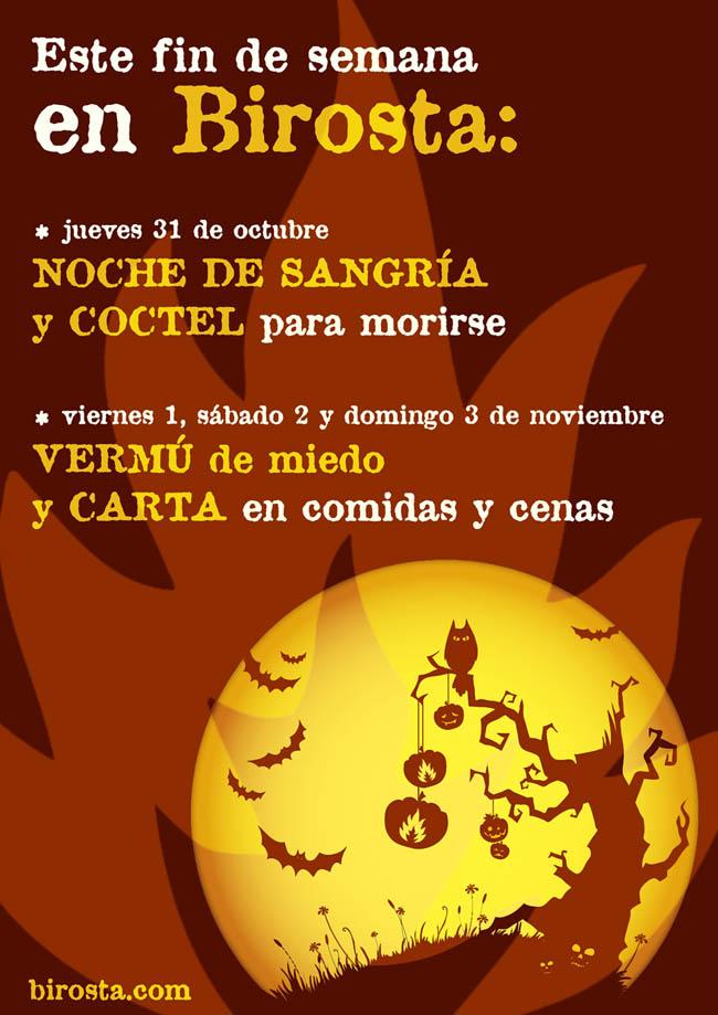 Actividades de noviembre en Birosta
