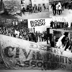 Bloody Sunday. Fotos: Museum of Free Derry