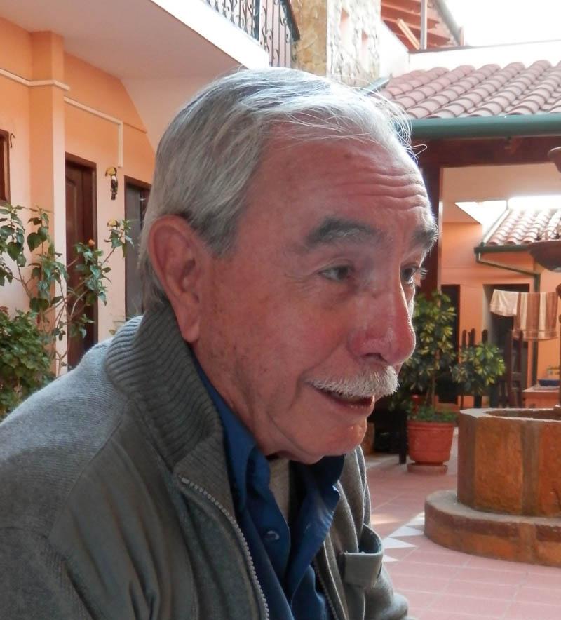 """Una conversación con Osvaldo """"Chato"""" Peredo, jefe de la guerrilla de Teoponte, médico y ex concejal del MAS"""