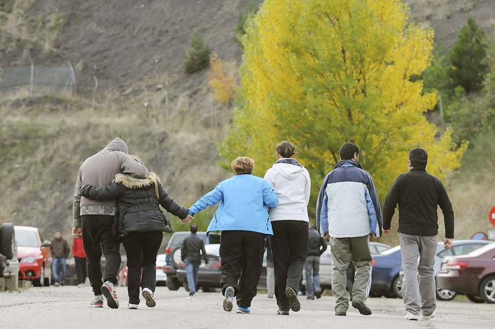 Mueren seis mineros tras un escape de gas en Pola de Gordón