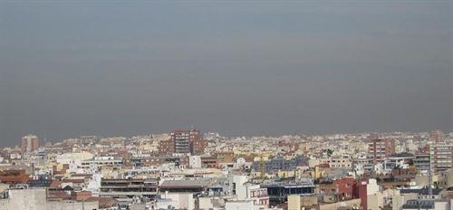 Altos niveles de ozono en Teruel