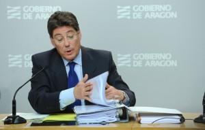 Arturo Aliaga, consejero de Industria. Foto: Agencias
