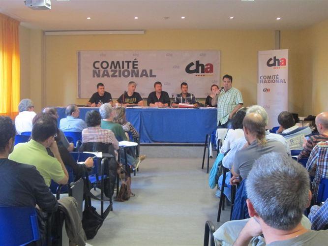 CHA critica una LOMCE segregadora y elitista, que no cuenta con las características de Aragón y ataca a la Escuela Rural