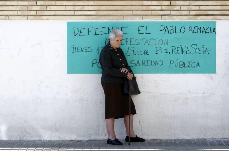 La AV San José exige recuperar el servicio de radiología en el Centro de Salud Pablo Remacha