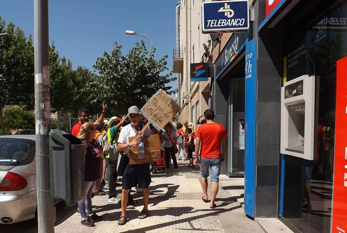 Stop Desahucios Fraga convoca una asamblea informativa