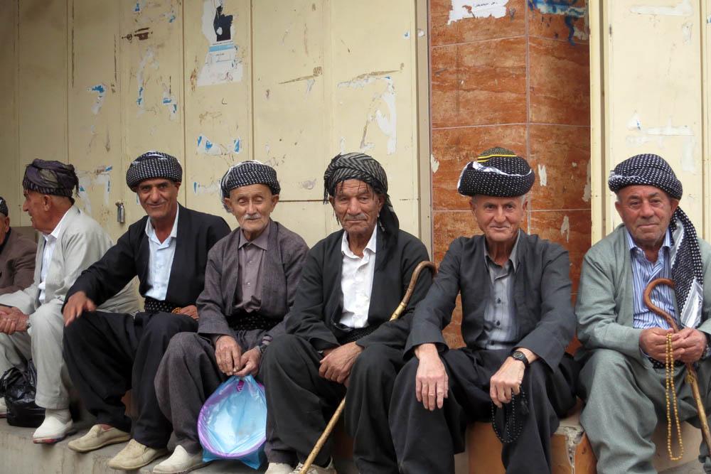 Kurdistán: Un pueblo en la sombra