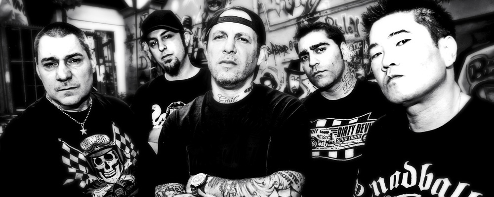Agnostic Front, la banda más representativa del New York Hardcore, llega a Zaragoza este jueves