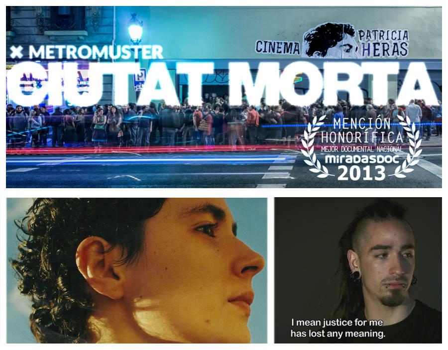 El documental del caso 4F 'Ciutat Morta' consigue la mención honorífica en el festival Miradas Doc