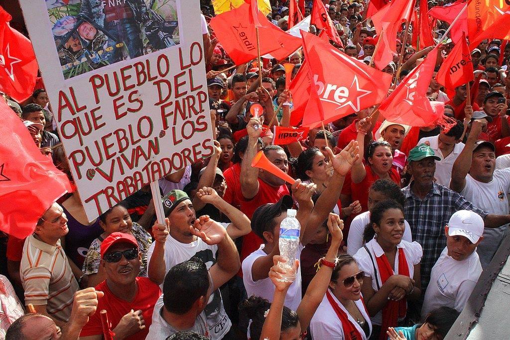 El Comité de Solidaridad Internacionalista organiza esta tarde la charla 'Honduras, un pueblo en lucha'