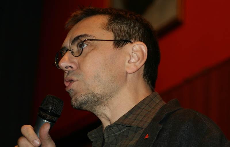 Juan Carlos Monedero dimite y abandona la dirección de Podemos