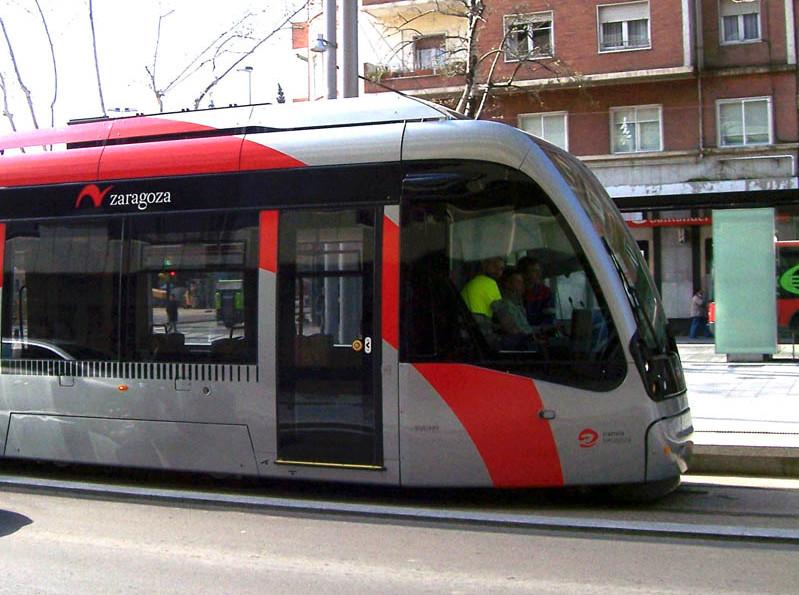 Zaragoza en Común acuerda continuar con el estudio de la línea 2 del tranvía